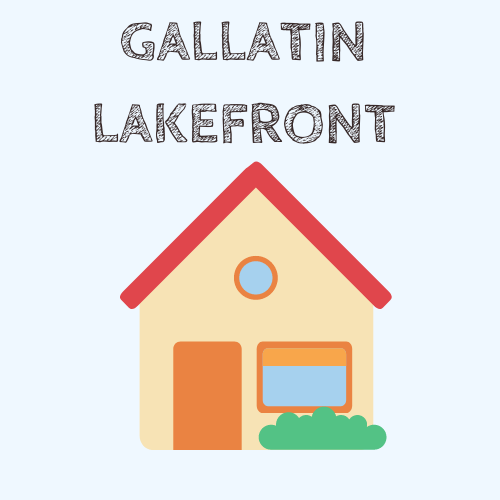 Gallatin LakeFront Home (1)